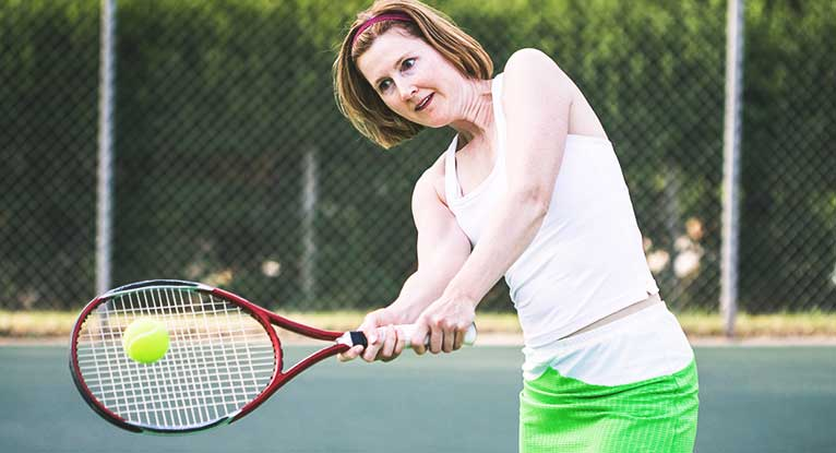 Is It Safe to Hit the Tennis Court with a New Hip?