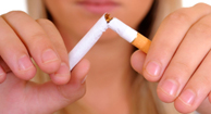Heavy Smokers Become Heavier Non-smokers