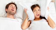 Snoring Wake Up