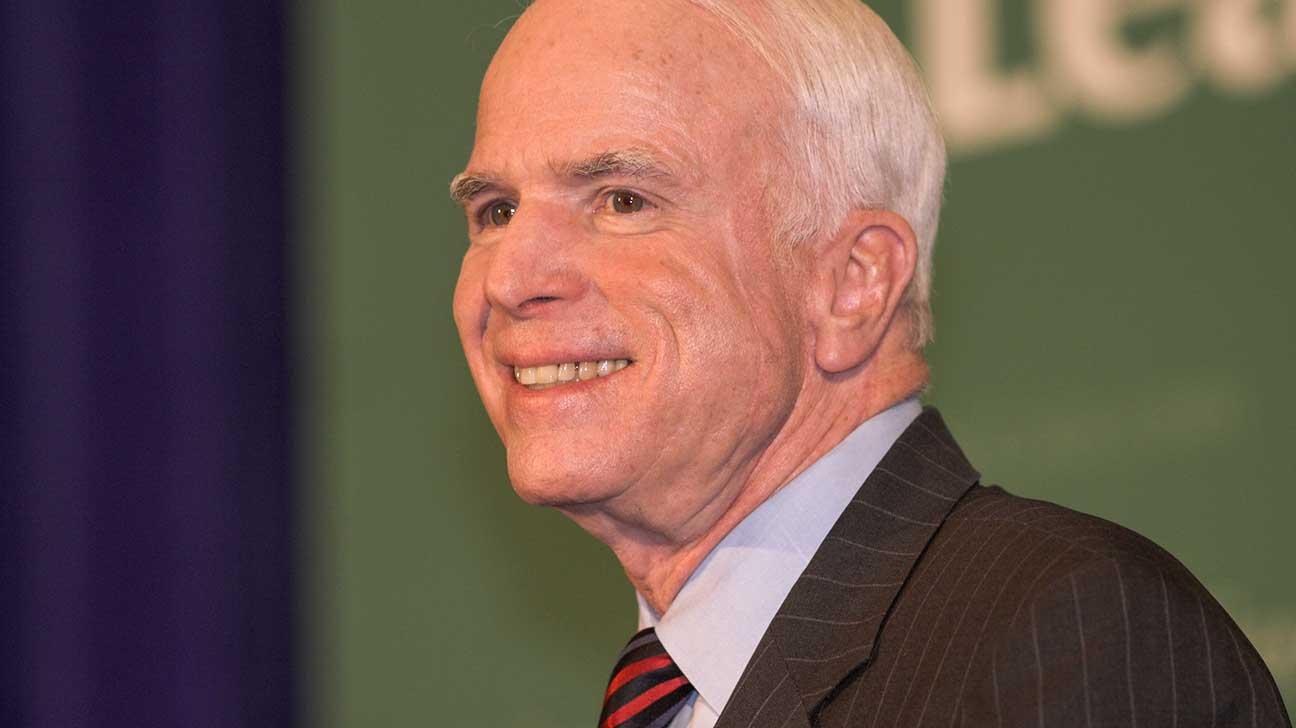 McCain Brain Cancer