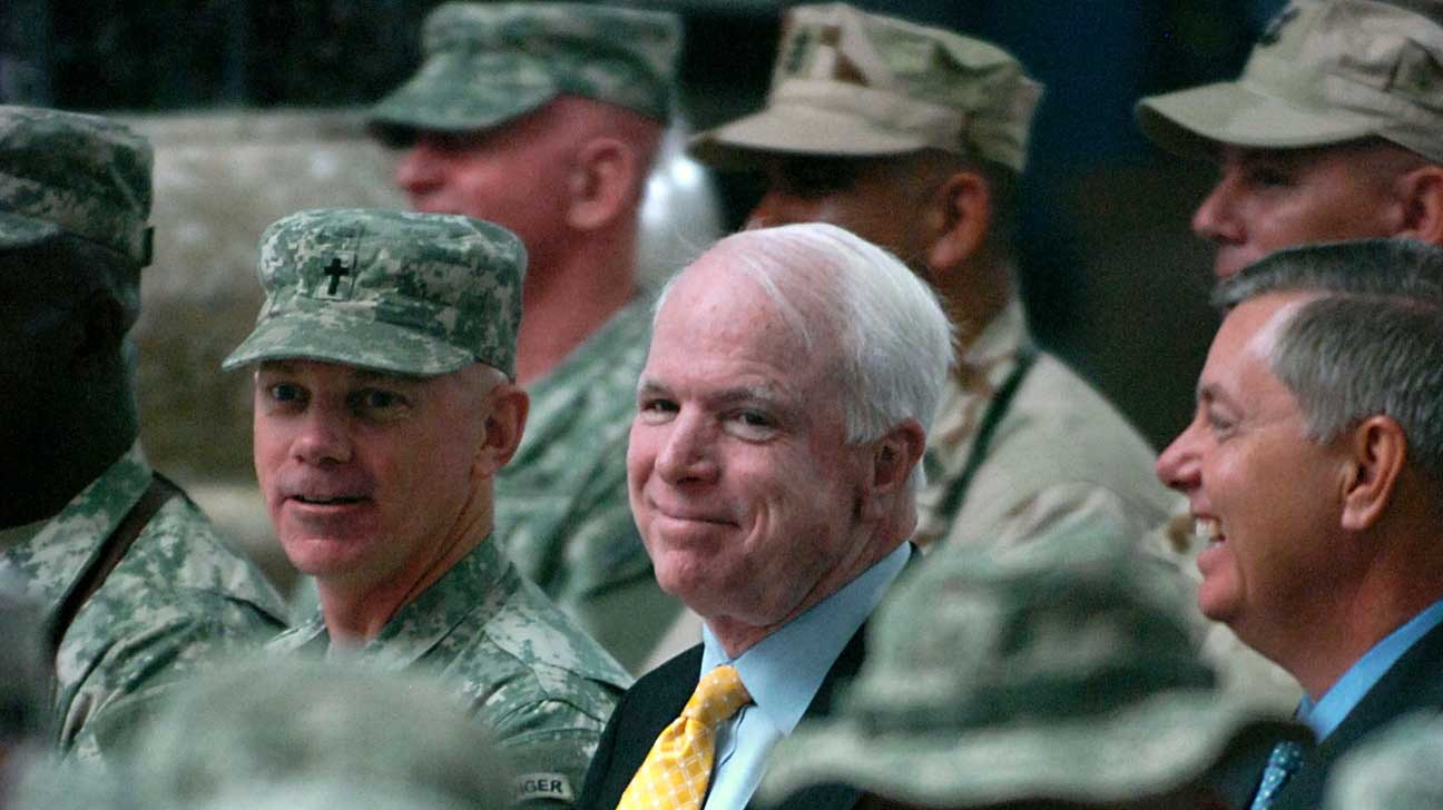 Agent Orange McCain cancer