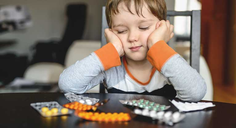 Poison Centers Inundated with Calls About Children Ingesting Prescription Pills
