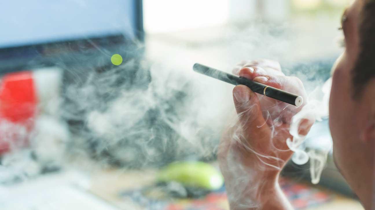 e-cigarettes and teens