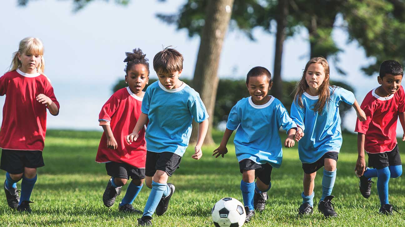 Why Your Kids Should Play More Than One Sport