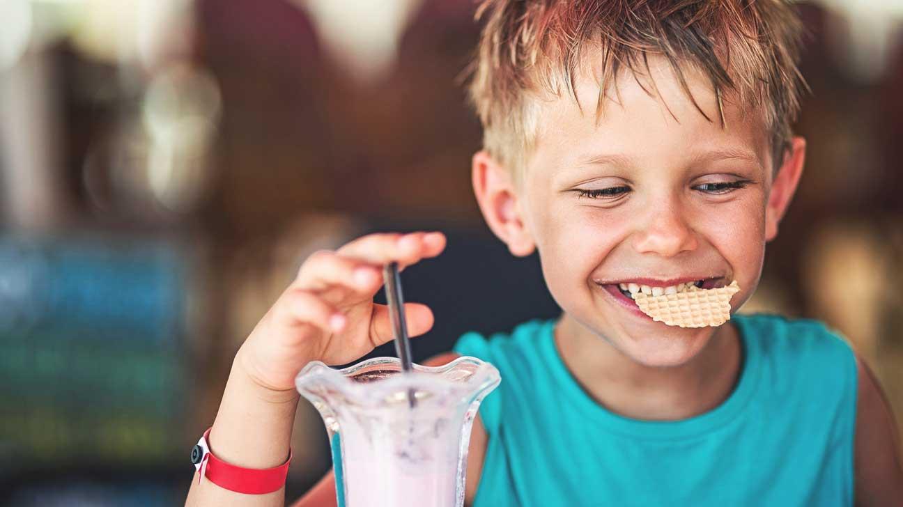 kids gain weight over summer