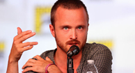 Aaron Paul Spreads Anti-bullying Message