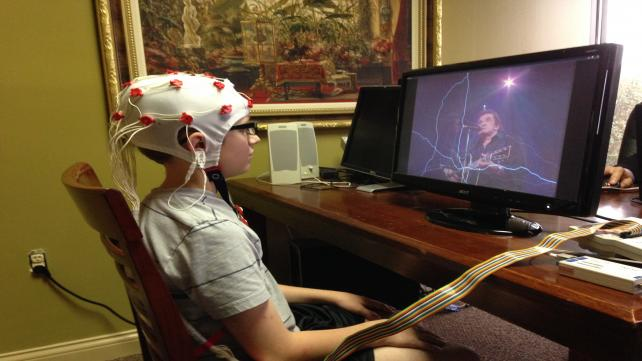 neurofeedback machine