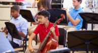 Music Training Boosts Brain Function in At-Risk Kids