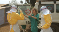 Tracking Deadliest Ebola Outbreak