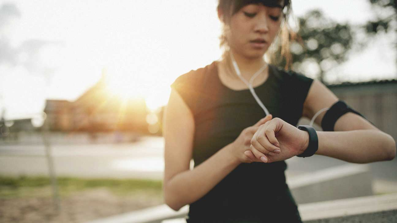 wearable fitness devices trackers