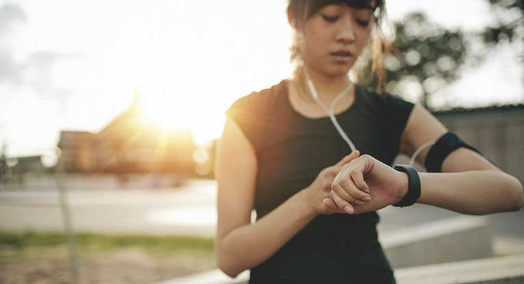 Fitness Trackers: The Future Is Here