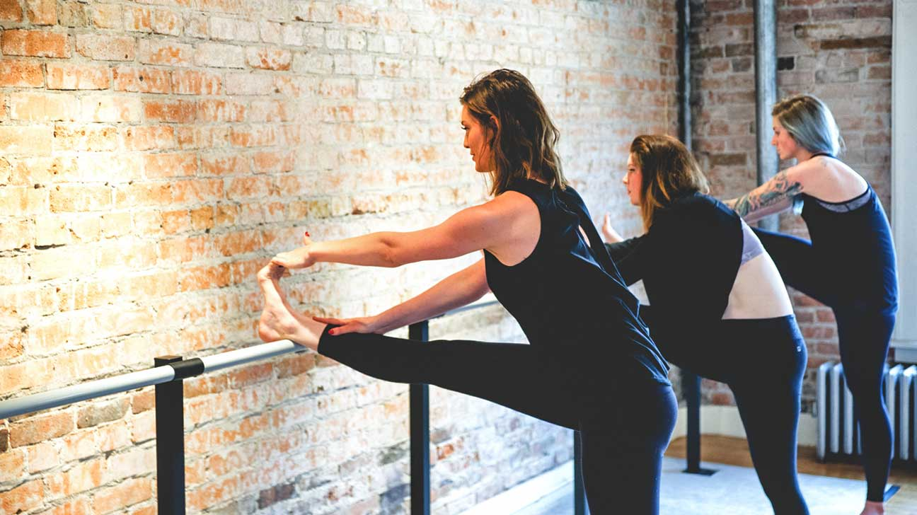 barre fitness instructors