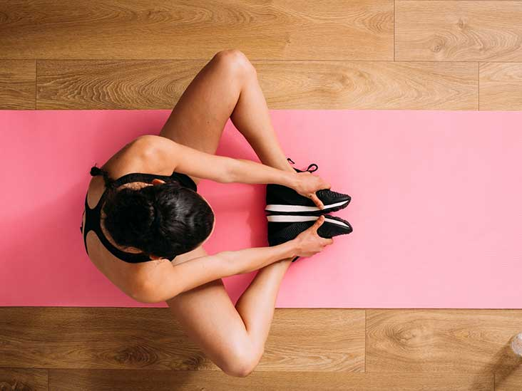 7 Stretches to Relieve Tight Hips