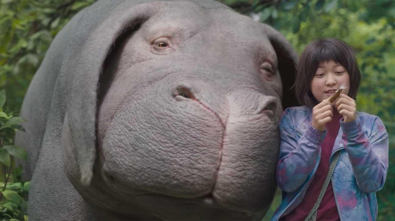 Netflix show Okja