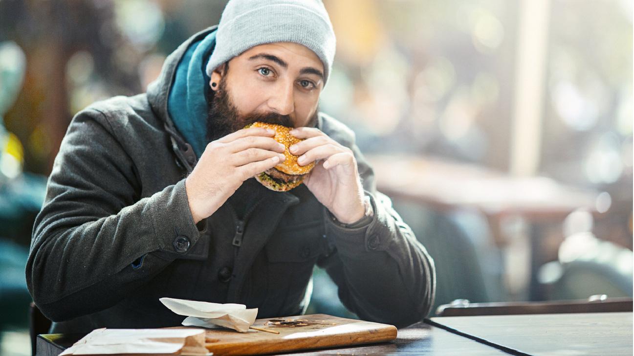 unhealthy restaurant meals