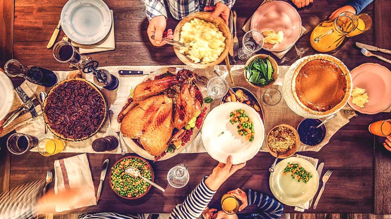 thanksgiving potluck office invitation wording