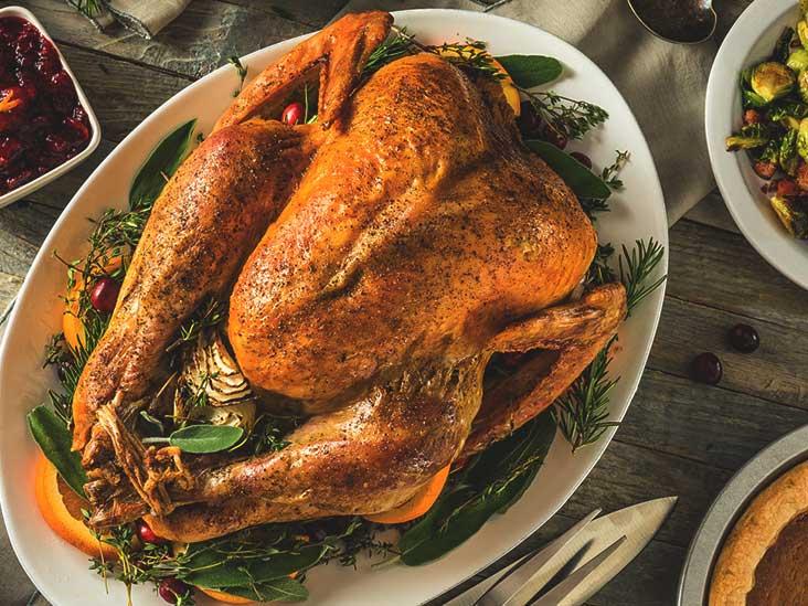 Turkey Vs Chicken Which Has More Protein