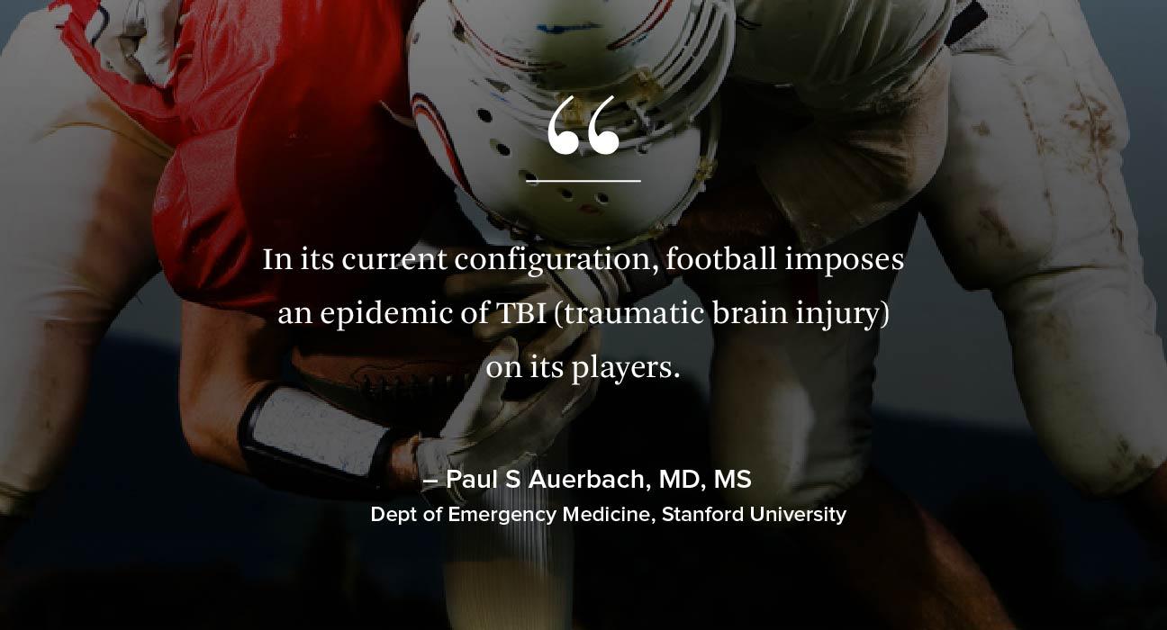 football brain injuries