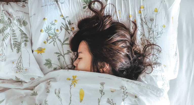 Why You Sleep Well … Or Not