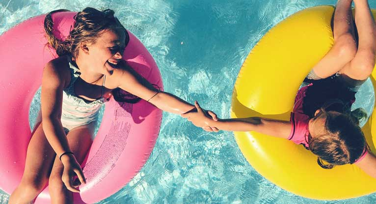 Warning Issued on Pool Water Parasite That Regular Chlorine Doesn't Kill