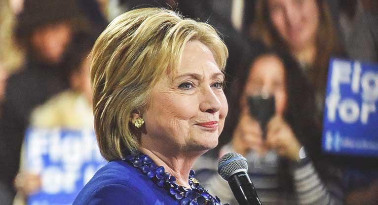 Let's Face It: Clinton Looks More Trustworthy Than Trump
