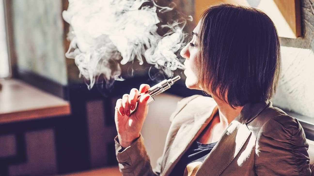 e-cig lung dangers