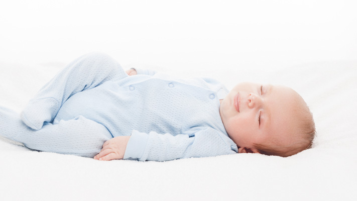 Back Sleeping Credited With Reducing Sids Deaths In Infants