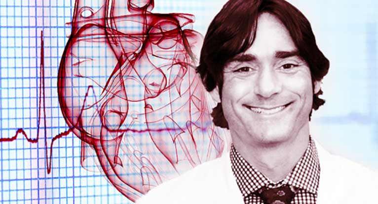 Cardiologist Who Gets to the Heart of the Issue