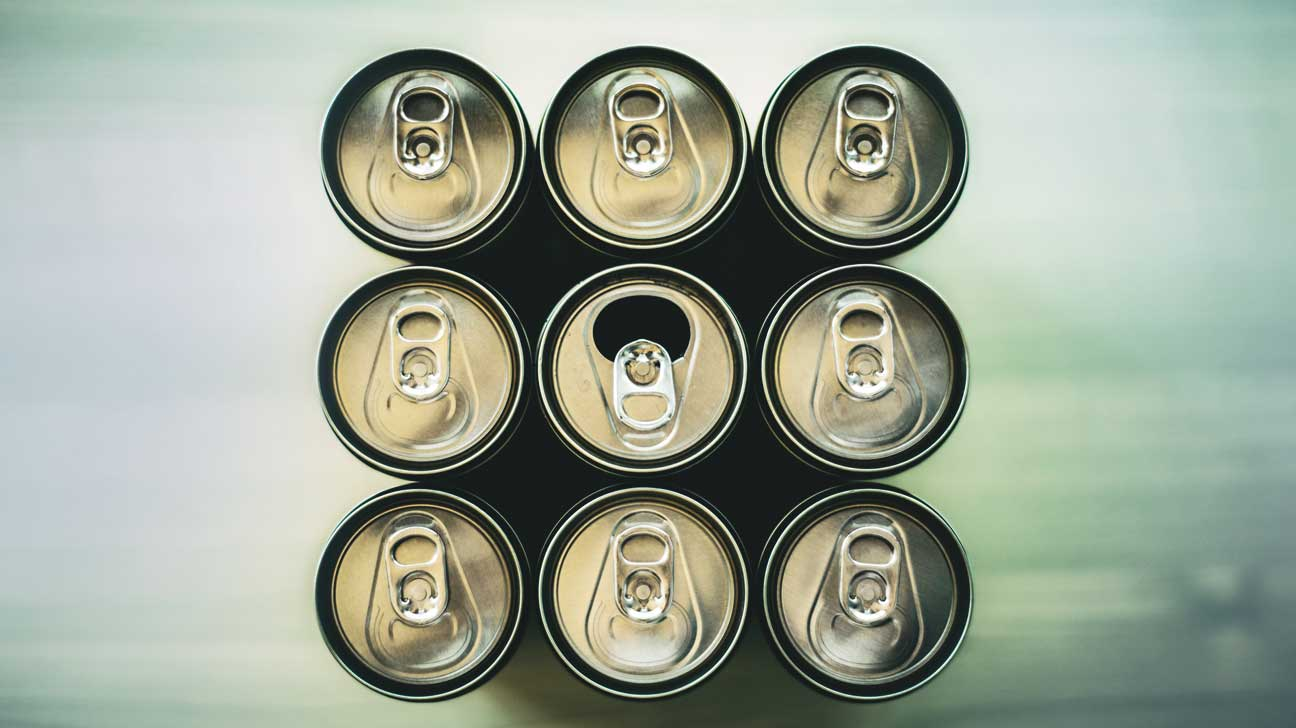 energy drinks and heart health