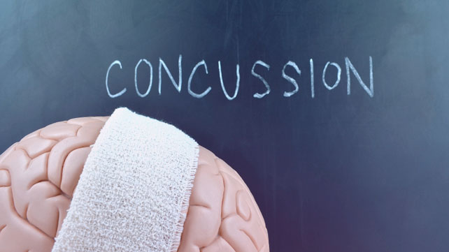 Basketball Concussion