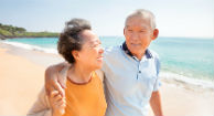 Feel Young Lower Death Rate