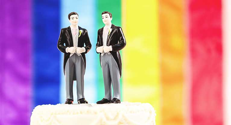 How Same-Sex Marriage Laws Help LGBTQ Teens