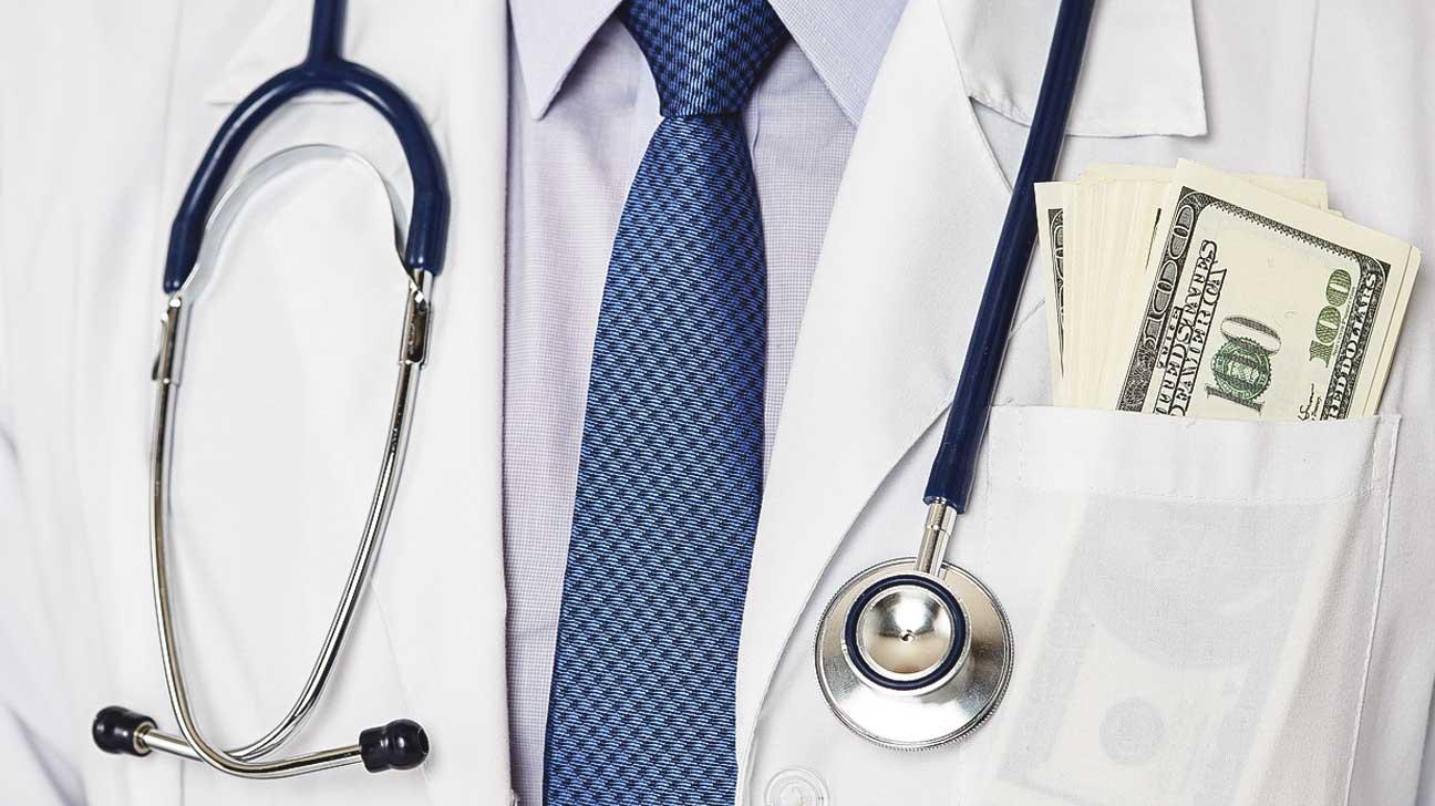 doctors cash only
