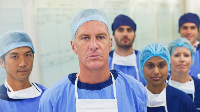Cowboy Surgeons