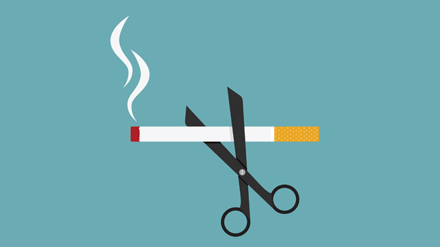 Smoking Down