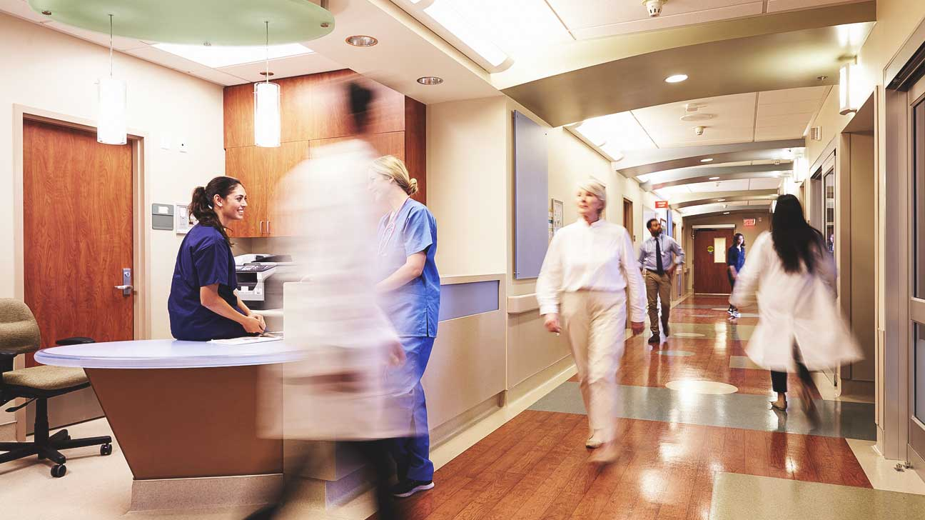 need for quieter hospitals