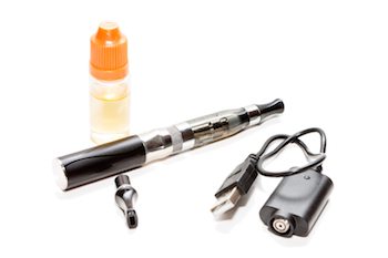 Water vapor e cig without nicotine