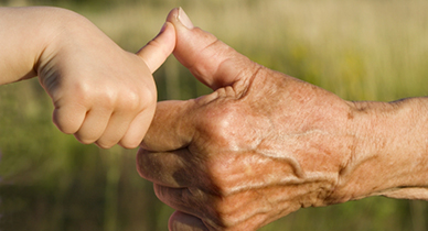 Grandparents Are Essential For Human Evolution