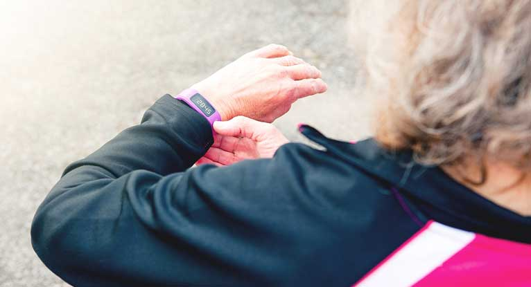 Pedometers May Be a Step in the Right Direction for RA Patients