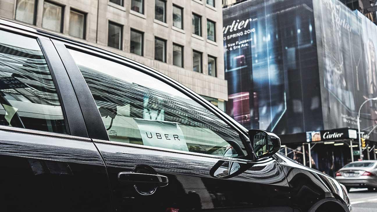 uber to the ER