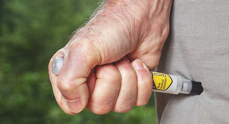Using an EpiPen for an Allergic Reaction Isn't as Easy as It Sounds