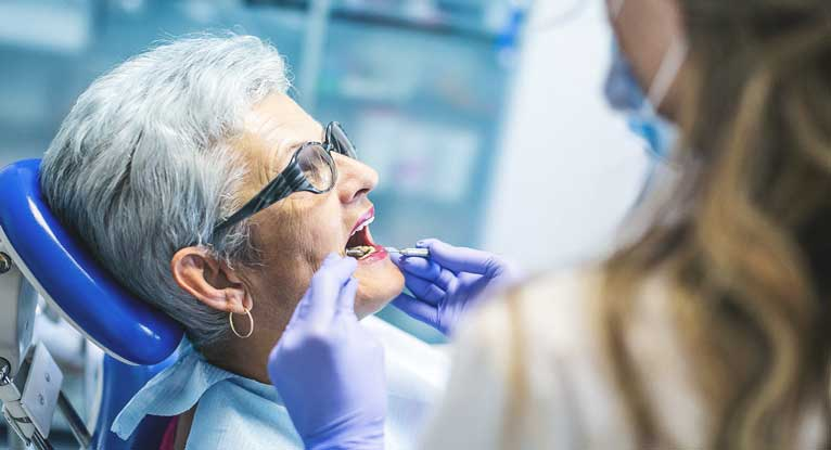 Older Women With Gum Disease Face Higher Risk of Death