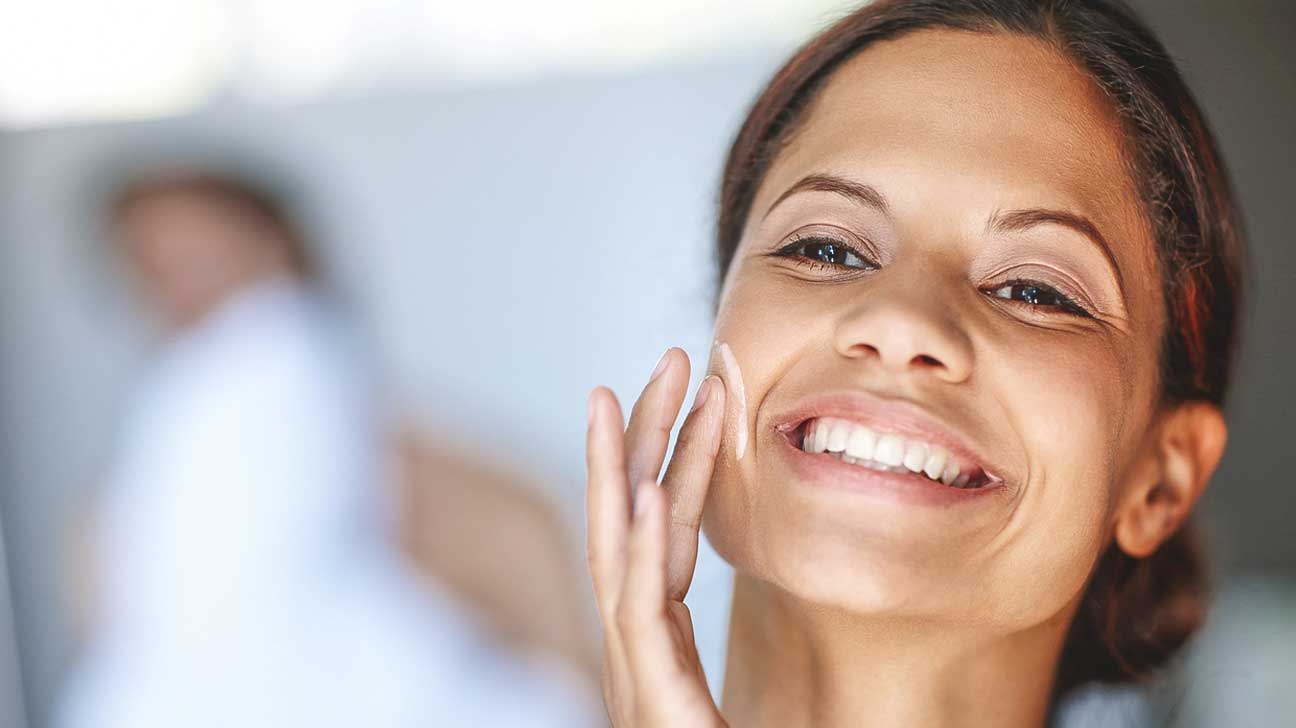anti aging cosmetics