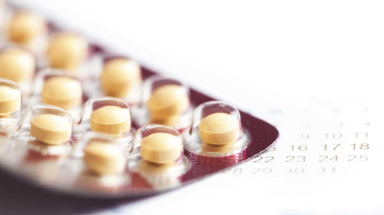 birth control and vitamin d