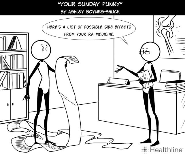 Rheumatoid Arthritis Comics Caption This Comic