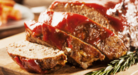 Dinner: Paleo Meatloaf