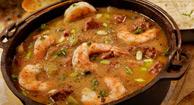 Dinner: Paleo Creole Seafood Stew