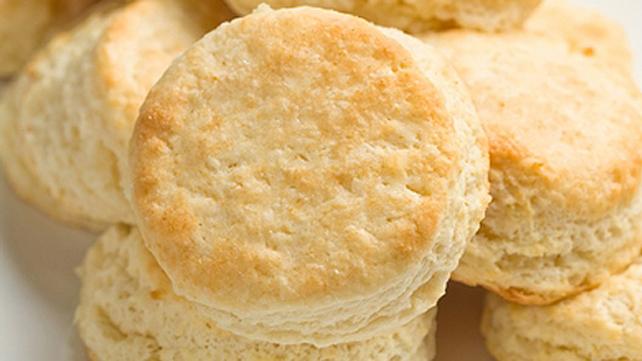 Buttermilk Chive Biscuits