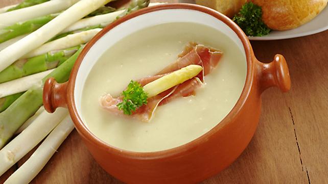 Dill Asparagus Puree