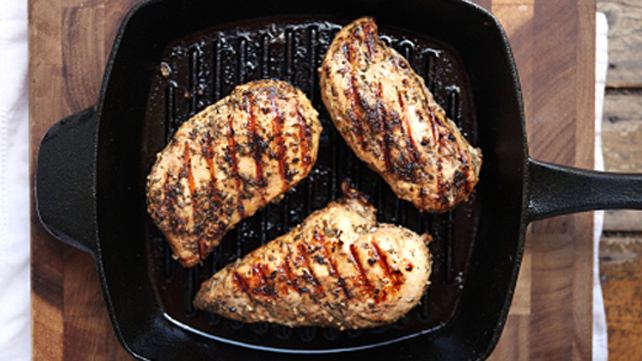 Ginger-Apricot Chicken Breasts